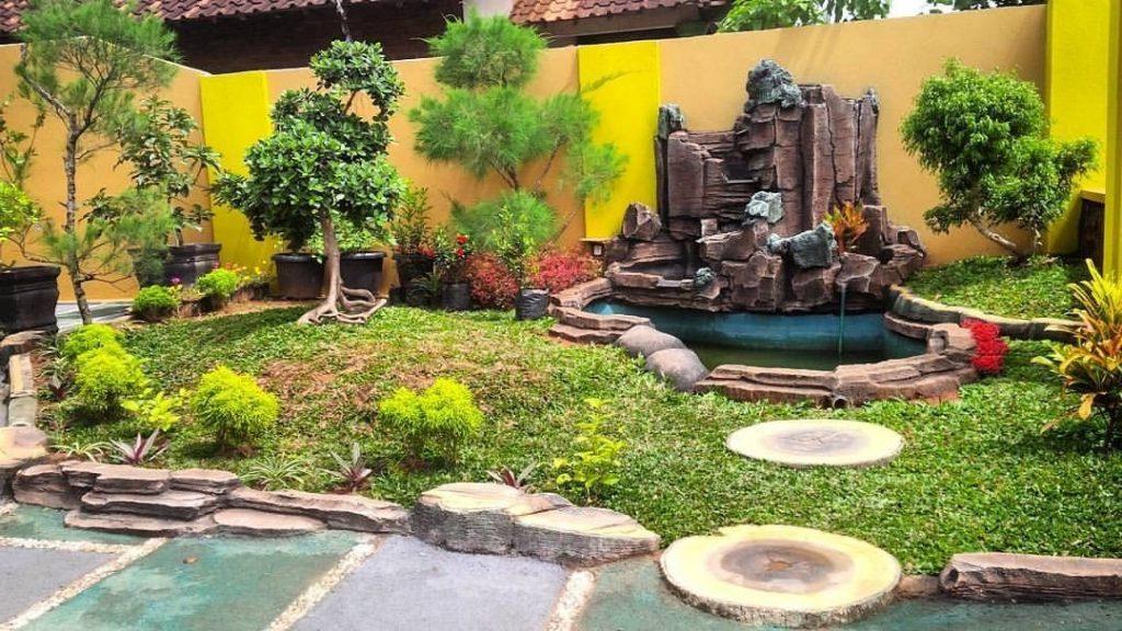 dekor taman rumah